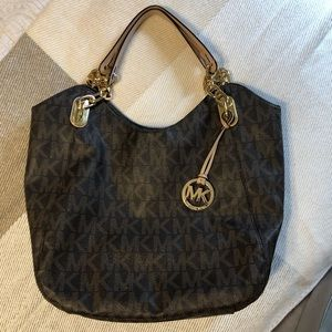 Michael Kors lily handbag. Retired